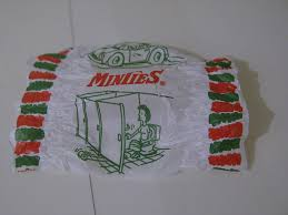 minty wrapper